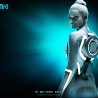 Beau Garrett In Tron Legacy Wallpapers