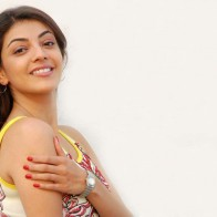 Beautiful Actress Kajal Wallpaper