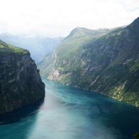 Beautiful Fjord Norway