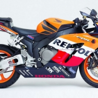 Beautiful Honda Cbr 1000rr Fireblade Repsol Wallpaper