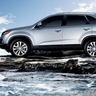 Beautiful Kia Sorento 2011 Wallpaper