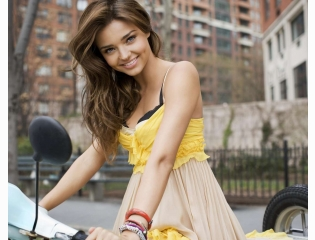 Beautiful Miranda Kerr