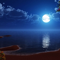 Beauty Of Moon Wallpapers