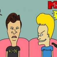 Beavis And Butthead Cover