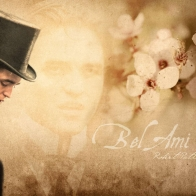 Bel Ami Robert Pattison Wallpaper