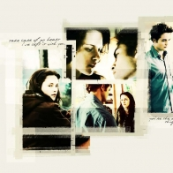 Bella Edward 4 Ever Wallpaper