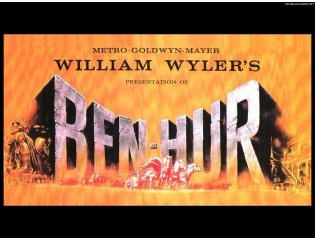 Ben Hur Wallpaper