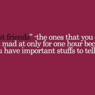 Best Friends Quote Cover