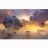 Big Hero 6 2014 Concept Art Wallpapers