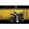 Bike Leather Yamaha Wallpapers