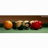 Billiard Balls Cover