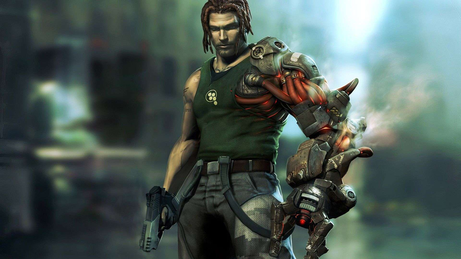 Commando 2 Wallpaper: Bionic Commando Rearmed 2 Wallpaper : Hd Wallpapers