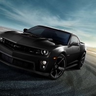 Black Chevrolet Camaro Hd Wallpapers
