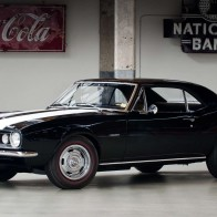 Black Chevrolet Cars Hd Wallpapers