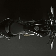 Black Cool Motorcycle Wallpaper