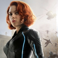 Black Widow Avengers Age Of Ultron