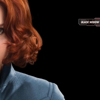 Black Widow In Avengers Movie Wallpapers