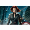 Black Widow In The Avengers Wallpapers