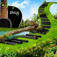 Blazing Guitar Hd Wallpaper 14