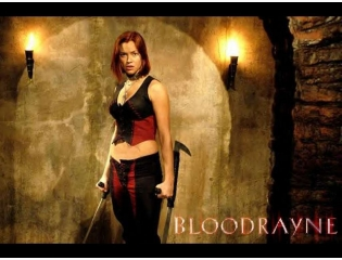 Bloodrayne Wallpaper