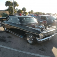 Blower Chevy Ii Wallpaper 26