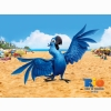 Blu Bird In Rio Wallpapers