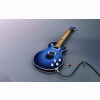 Blue Guitar Wallpaper