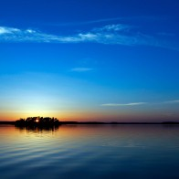 Blue Sunset Wallpapers