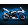Blue Suzuki Gsxr Motorcycle Wallpaper