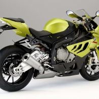 Bmw 1000 Rr Yellow Wallpapers
