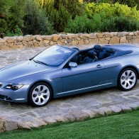 Bmw 645ci Convertible 2004 Hd Wallpapers