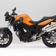Bmw F800 R Orange Wallpapers