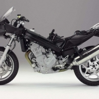 Bmw F800 St Cutaway Wallpapers