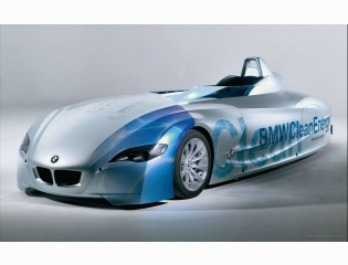 Bmw Hydrogen Racecar Hd Wallpapers