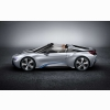 Bmw I8 Spyder Concept 2012 5 Hd Wallpapers
