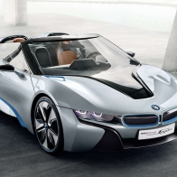 Bmw I8 Spyder Concept 2012 Hd Wallpapers