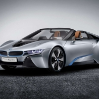 Bmw I8 Spyder Hd Wallpapers