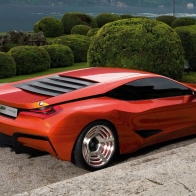 Bmw M1 Homage Concept 4 Hd Wallpapers