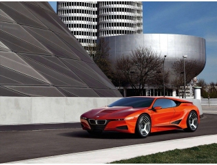 Bmw M1 Homage Concept Hd Wallpapers