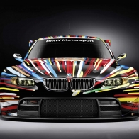 Bmw M3 Gt2 Art Car Hd Wallpapers