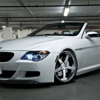 Bmw M6 D2forged Vs4 Wheels Hd Wallpapers