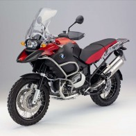 Bmw R 1200 Gs Red Wallpapers