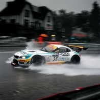 Bmw Rain Race Hd Wallpapers