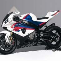 Bmw S 1000 Rr Racebike Wallpapers