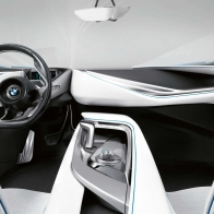 Bmw Vision Efficient Dynamics Concept Interior Hd Wallpapers