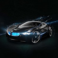 Bmw Vision Super Car