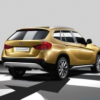 Bmw X1 Concept 2 Hd Wallpapers