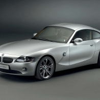 Bmw Z4 Coupe 4 Hd Wallpapers