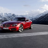 Bmw Z4 Zagato 4 Hd Wallpapers