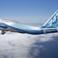 Boeing 747 8 Intercontinental Wallpaper